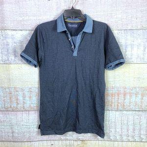 NWOT Denim & Flower Ricky Singh Casual Polo Shirt